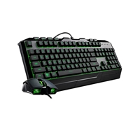 Cooler Master Devastator 3 Usb Led Gaming Keyboard & Mouse Bundle Sgb-3000-kkmf1-uk - Tgt01