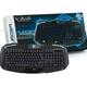E-Blue EKM701BKUS-IU Auroza Black USB Metallic Gaming Ke