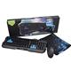 E-Blue EKM820BKUS-IU Gaming Combo USB Keyboard, Optical
