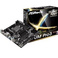 Asrock 970m Pro3 Amd Socket Am3/am3+ Micro Atx Ddr3 Usb 3.1 Motherboard 970m Pro3 - Tgt01