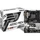 ASRock AB350 Pro4 AMD Socket AM4 Ryzen ATX DDR4 D-Sub/DVI&#4