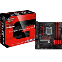 ASRock Fatal1ty B250M Performance Intel Socket 1151 Kaby Lake Micro ATX DDR4 D-Sub/DVI-D/HDMI Ultra M.2 USB 3,0/Type-C Motherboard