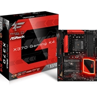 ASRock Fatal1ty X370 Gaming K4 AMD Socket AM4 Ryzen ATX DDR4 HDMI Ultra M.2 USB 3.0/USB 3.1/Type-C Motherboard