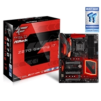 ASRock Fatal1ty Z270 Professional Gaming i7 Intel Socket 1151 Kaby Lake ATX DDR4 HDMI/DisplayPort Ultra M.2 USB 3.0/3.1 Motherboard