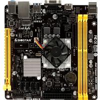 Biostar A68n-5545 Ver. 6.x Embedded Amd Apu Quad Core A8-5545 1.7ghz Mini-itx Ddr3 Vga/hdmi Usb 3.0 Motherboard A68n-5545 - Tgt01