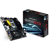 Biostar B250gt3 Ver. 6.x Intel Socket 1151 Kaby Lake Micro Atx Ddr4 Dvi-d/hdmi M.2 Usb 3.0 Motherboard B250gt3 - Tgt01