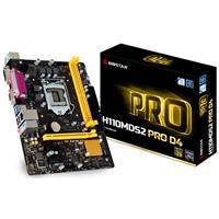 Biostar H110md2 Pro D4 Ver. 6.x Intel Socket 1151 Micro Atx Ddr4 Vga/dvi-d Usb 3.0 Motherboard H110mds2 Pro D4 - Tgt01