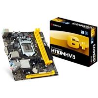 Biostar H110MHV3 Socket 1151 DDR3 VGA HDMI Micro ATX Motherboard