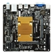 Biostar J1900NH3 Embedded Intel CPU Quad Core Celeron J1900 2.0G
