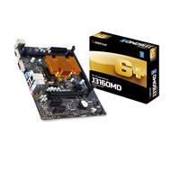Biostar J3160md Ver. 6.x Embedded Intel Cpu Quad Core Celeron J3160 2.24g Micro Atx Ddr3l Vga/dvi Usb 3.0 Motherboard J3160md - Tgt01