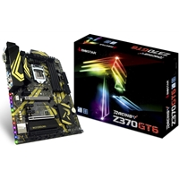 Biostar Z370GT6 Intel Socket 1151 Coffee Lake ATX DDR4 DVI-D/HDMI M.2 USB 3.1/Type-C Motherboard