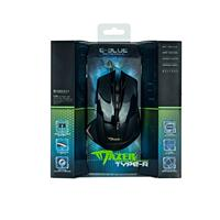 E-blue Ems124bk Mazer Type-r Black Usb Wired Gaming Full Size Optical Mouse Ems124bk - Tgt01