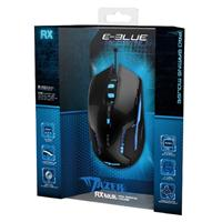 Eblue Eb-ems616bkaa-iu Mazer Rx 6d Usb Wired Gaming Full Size Optical Mouse Eb-ems616bkaa-iu - Tgt01