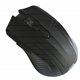 Evo Labs E-420 Black Wireless Full Size Optical Mouse