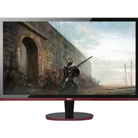 "AOC G2778VQ 27"" LED Widescreen Full HD D-Sub/HDMI/DisplayPort Black Gaming Monitor"