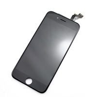 iPhone 6 Compatible Assembly Kit Black Copy