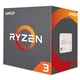 AMD Ryzen 3 1200 3.1GHz Quad Core AM4 Socket Overclockable Proce