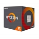 AMD Ryzen 5 1400 3.2GHz Quad Core AM4 Socket Overclockable Proce