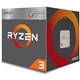 AMD Ryzen 3 2200G with RADEON RX VEGA 8 Graphics 3.5GHz Quad Cor