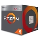 AMD Ryzen 5 2400G with RADEON RX VEGA 11 Graphics 3.6GHz Quad Co