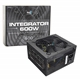 Aerocool Integrator 600W 80+ Certified PSU 12cm Black Fan Ac
