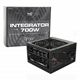 Aerocool Integrator 700W 80+ Certified PSU 12cm Black Fan Ac