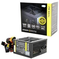 Antec VP500PC 500W ATX 120mm Silent Fan 80 Plus PSU