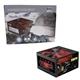 Evo Labs BR600-12R 600w ATX 12cm Red Fan Silent PSU