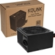 Kolink Core Series KL-C600 600W ATX 12cm Fan 80 Plus PSU