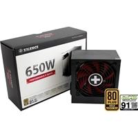 Xilence XN072 XP650R9 Performance X 650W Silent 120mm Fan 80 Plus Gold PSU