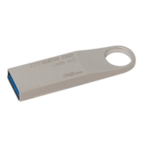 Kingston DataTraveler SE9 G2 32GB USB 3.0 Metal Grey USB Flash Drive
