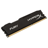 Kingston HyperX 4GB FURY Black Heatsink (1 x 4GB) DDR3 1600MHz DIMM System Memory