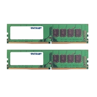 Patriot Signature Line 8GB No Heatsink (2 x 4GB) DDR4 2133MHz DIMM System Memory