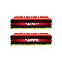 Patriot Viper 4 Series 16GB Black & Red Heatsink (2 x 8GB) DDR4 3000MHz DIMM System Memory