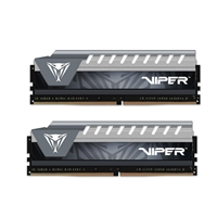 Patriot Viper Elite Series 16GB Black & Grey Heatsink (2 x 8GB) DDR4 2133MHz DIMM System Memory