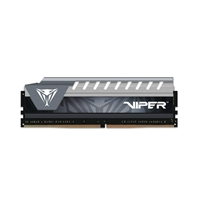 Patriot Viper Elite Series 16GB Black & Grey Heatsink (1 x 16GB) DDR4 2400MHz DIMM System Memory