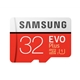 Samsung EVO Plus 32GB Micro SDHC Class 10 Flash Card with Adapte