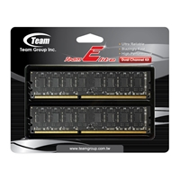 Team Elite 16gb (2x8gb) Ddr3 1600mhz Dimm System Memory Ted316g1600c11dc01 - Tgt01