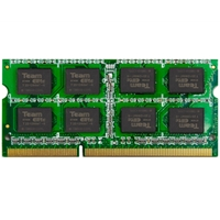 Team Elite 4gb (1x4gb) Ddr3 1600mhz Sodimm System Memory Ted34g1600c11-s01 - Tgt01