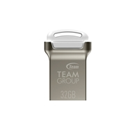 Team C161 32GB USB 2.0 White USB Flash Drive