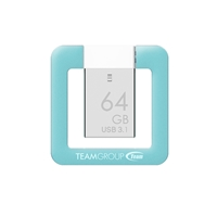 Team T162 64GB USB 3.1 Blue USB Flash Drive
