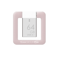 Team T162 64GB USB 3.1 Pink USB Flash Drive