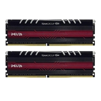 Team DELTA 8GB LED Breathing Heatsink (2 x 4GB) DDR4 2400MHz DIMM System Memory