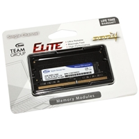 Team Elite 4GB No Heatsink (1 x 4GB) DDR4 2400MHz SODIMM System Memory