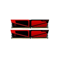 Team T-FORCE 16GB VULCAN Red Heatsink (2 x 8GB) DDR4 3000MHz DIMM System Memory