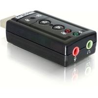 Dynamode Usb Sound Card 7 External Sound Card Usb-sound7 - Tgt01