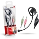 Genius HS-105 Single Ear-Bud Clip VoIP Headset