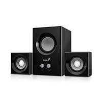 Genius Sw-2.1 375 2.1 Speaker System 12w Black 31731066100 - Tgt01