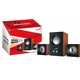 Genius SW-2.1 375 2.1 Speaker System 12W Wood