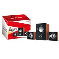Genius Sw-2.1 375 2.1 Speaker System 12w Wood 31731066105 - Tgt01